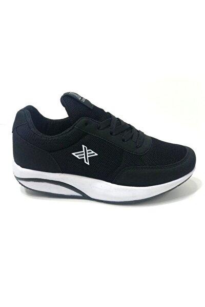 Kadın Siyah Yürüyüş Ayakkabısı