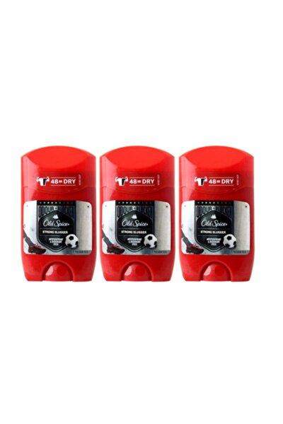 Strong Slugger Antiperspirant Erkek Deodorant Stick 50ml X 3