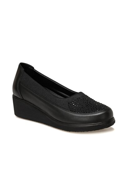 103258.Z1FX Siyah Kadın Klasik Ayakkabı 101002737