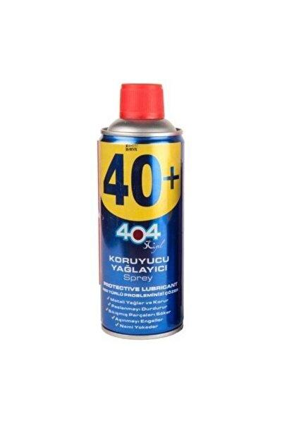 404 Koruyucu Yağlayıcı Sprey 400 ml