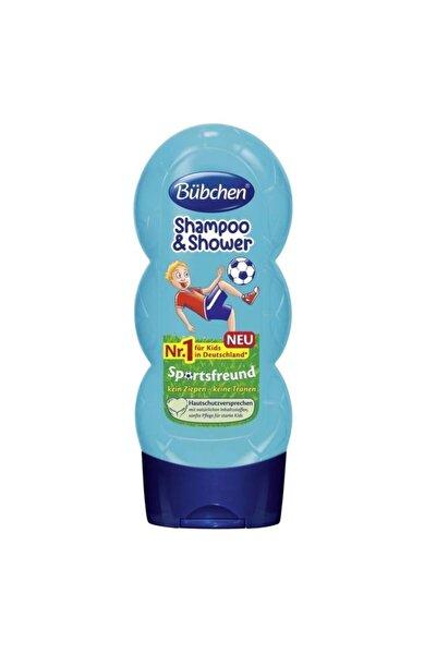 Çocuk Şampuan Ve Duş Jeli Sport 230 ml