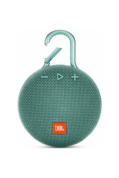 Clip 3 IPX7 Su Geçirmez Taşınabilir Bluetooth Hoparlör Turkuaz