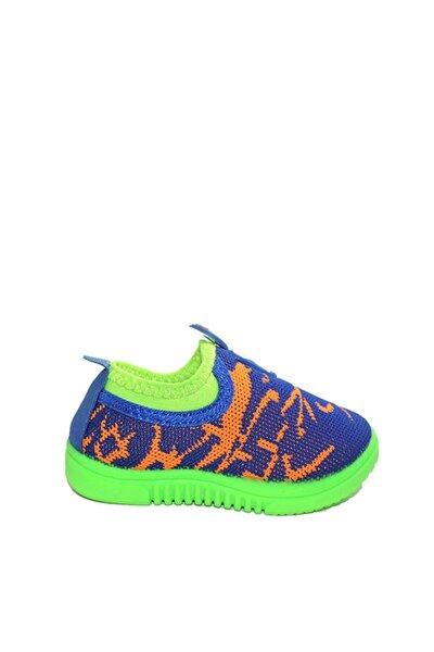 Unisex Çocuk Turuncu Spor Ayakkabı