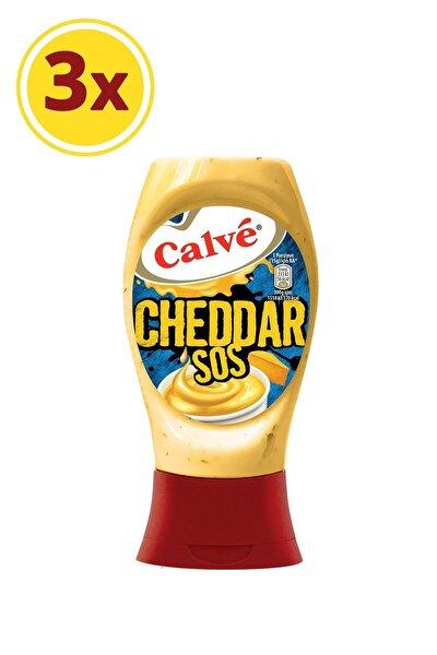 Cheddar Sos 240 gr X 3 Adet