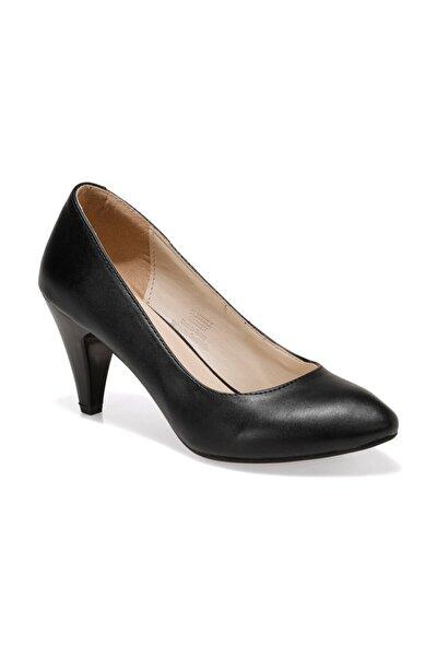 91.309022.Z 1FX Siyah Kadın Topuklu Ayakkabı 100781297