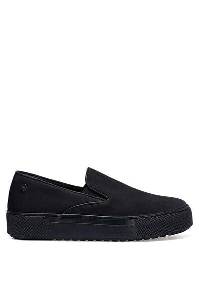 SADEMO Lacivert Kadın Slip On Ayakkabı 100586853