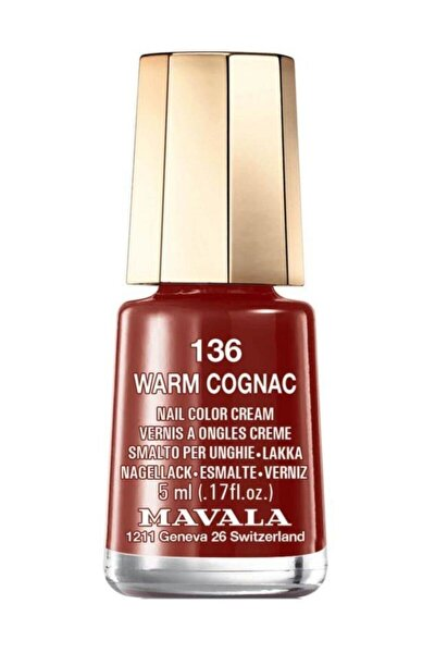 136 Warm Cognac Oje