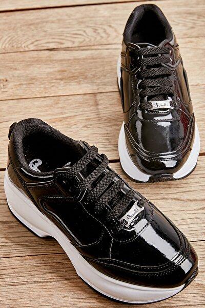 Siyah Kadın Sneaker L05470005