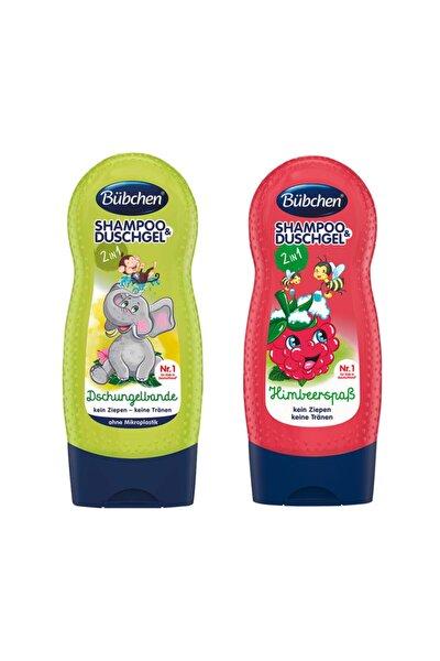 Ikili Çocuk Şampuan Set