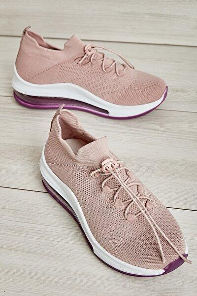 Mor Kadın Sneaker L08161710
