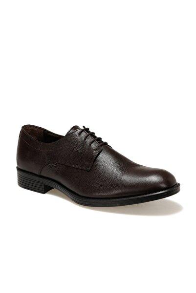 BY-01-1 Kahverengi Erkek Klasik Ayakkabı 100572000