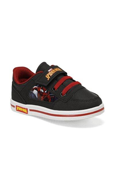 Wasp.p Siyah Erkek Çocuk Sneaker Ayakkabı