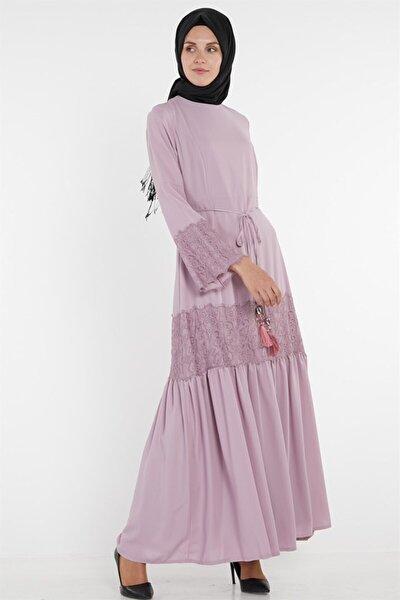 Elbise 19yra906 Lila