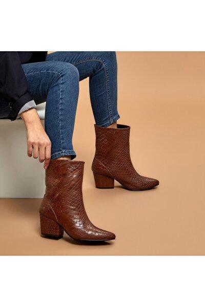 DAVİS Kahverengi Kadın Çizme 100527335