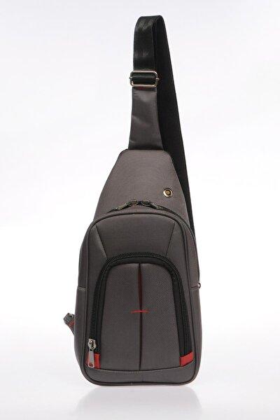 Mpbdybg9084 Gri Unısex Body Bag