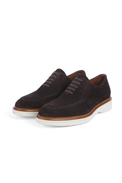 2844 Kahverengi Gündelik Erkek Ayakkabı