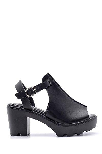 Kadın Kalın Topuklu Sandalet