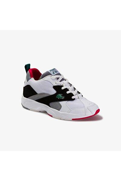 Storm 96 120 4 Us Sma Erkek Beyaz - Siyah Sneaker