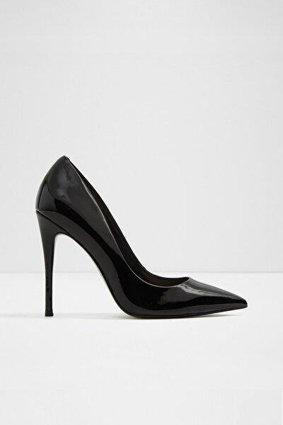 Stessy_ - Siyah Kadın Topuklu Ayakkabı