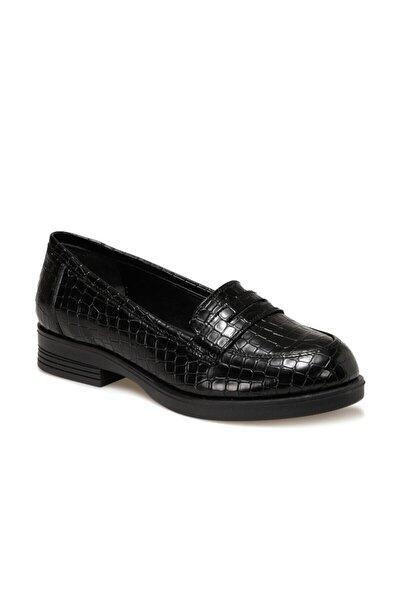 316057.Z Siyah Kadın Loafer Ayakkabı 100562527