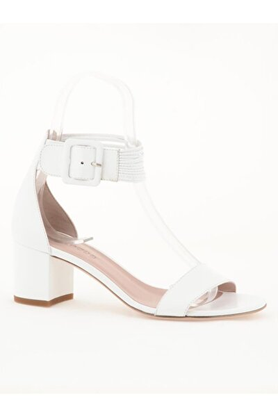 Hakiki Deri Klasik Topuklu Ayakkabı Nsc19y-a51044 Analın