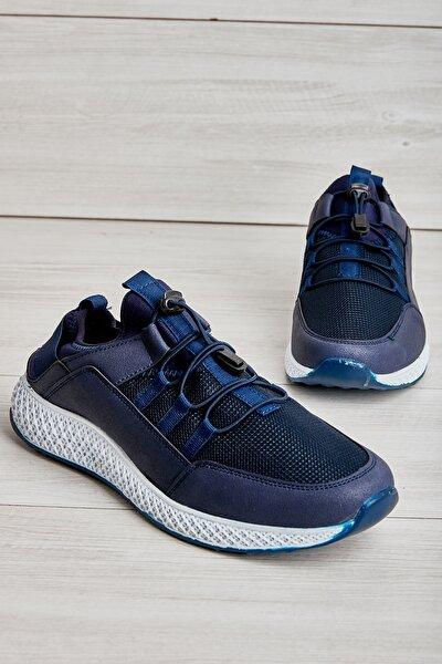 Lacivert Erkek Sneaker L1805190582