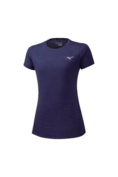 Impulse Core Tee Kadın T-shirt Lacivert