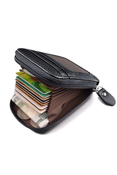 Avp 11 Bölmeli Kredi Kartlık Erkek Ve Kadın Işlevsel Cüzdanlar