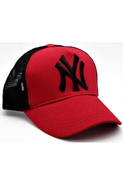 Ny Cap Yazlık Fileli Erkek Şapka Cp222