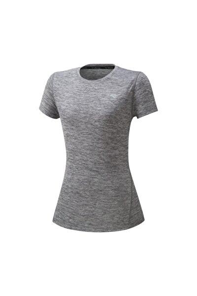 Impulse Core Tee Kadın T-shirt Gri