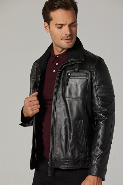 Clark Erkek Deri Ceket