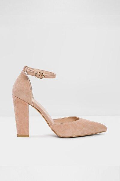 Nıcholes-tr - Bej Kadın Topuklu Ayakkabı