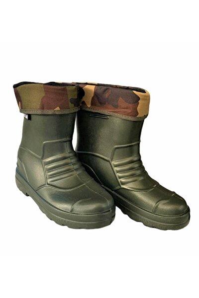 Termal Çoraplı Su Geçirmez Eva Çizme