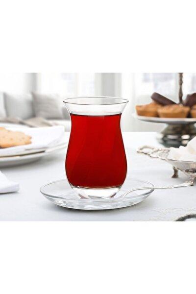 Brigett 6'lı Çay Bardağı 168 ml