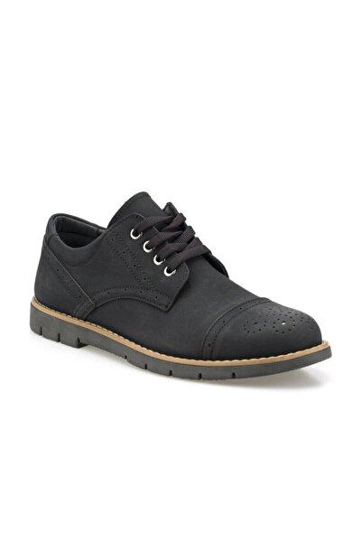 356501.M Siyah Erkek Klasik Ayakkabı 100501014