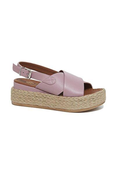 Daliya Kadın Kalın Tabanlı Sandalet