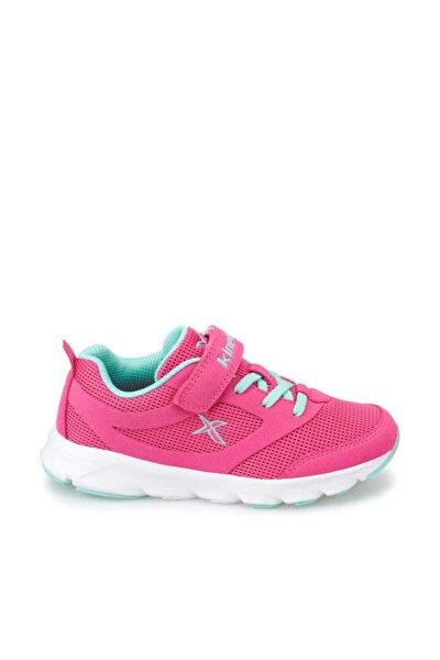 Almera J Fuşya Açık Turkuaz Kız Çocuk Koşu Ayakkabısı 100355753