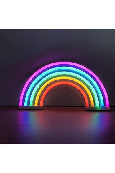 Gökkuşağı Neon Led Lamba