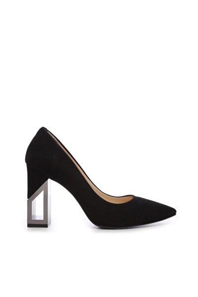 Kadın Vegan Stiletto Ayakkabı 22 6390 Bn Ayk Sk19-20