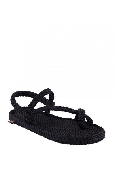 Kadın Hawaii Halat & Ip Sandalet