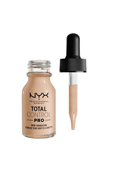 Total Control Pro Drop Foundation Alabaster - Fondöten