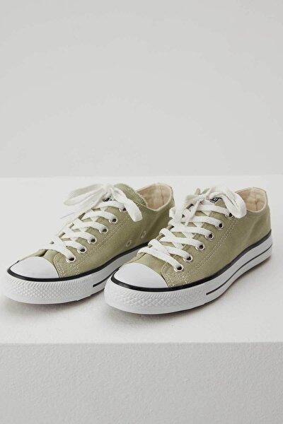Kadın Yeşil Sneakers