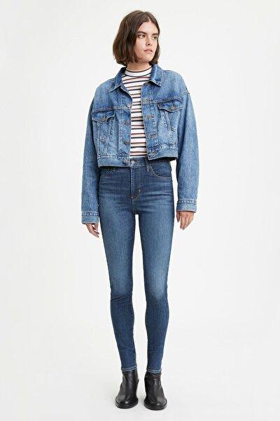 Levis Kadın Jean Pantolon 720 High Rise Super Skinny 52797-0123