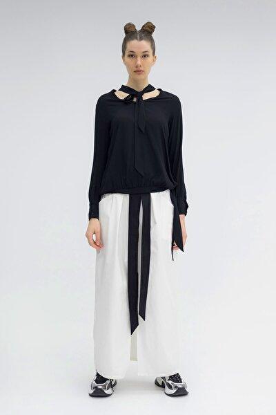 Siyah Bluz 5055