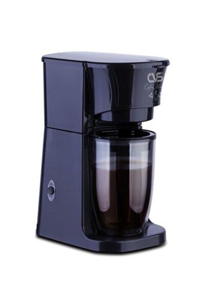 Siyah Renk Filtre Kahve Makinesi 19812
