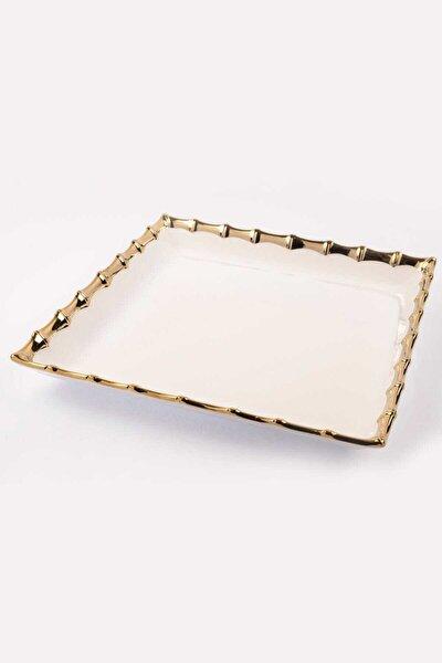 Gold Kare Servis 34 cm