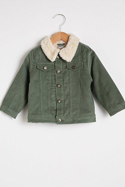 Erkek Bebek Yeşil Hba Ceket