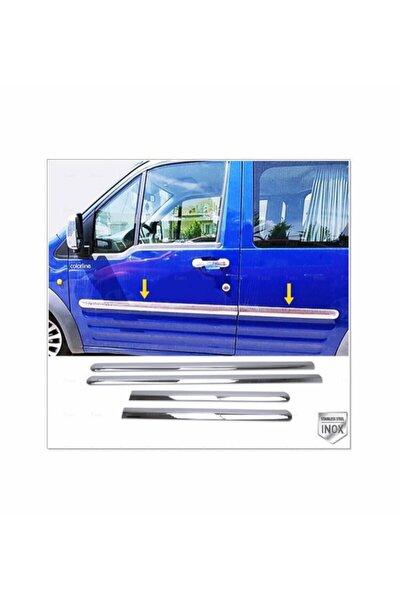 Ford Connect Krom Yan Kapı Çıtası 4 Kapı 2002-2014 P. Çelik