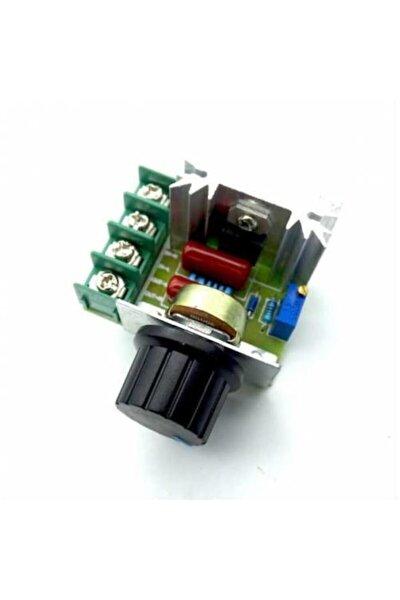 Ac 220v 2000w Motor Hız Kontrol Dimmer Devresi Voltaj Regülatörü My 9892