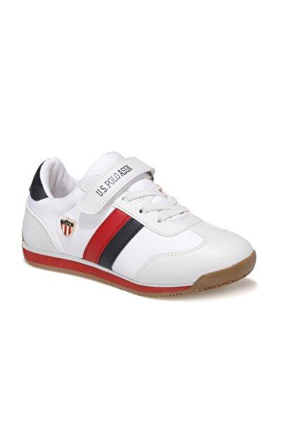 BONI 1FX Beyaz Erkek Çocuk Sneaker Ayakkabı 100911015